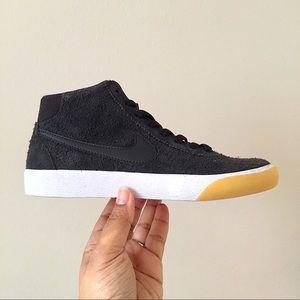 Nike SB Bruin Hi Velvet Brown
